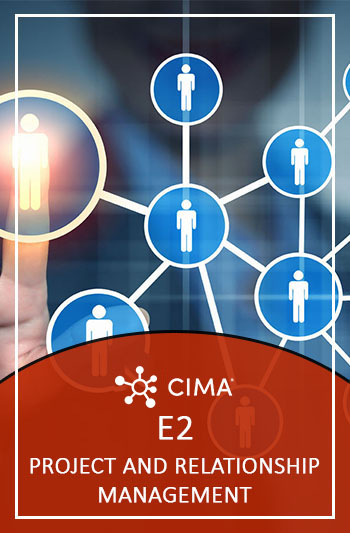 CIMA E2 Exam Questions - Project and Relationship Management