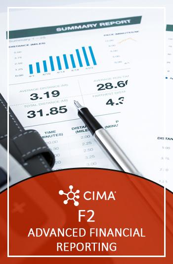 CIMA F2 Exam Questions - Advanced Financial Reporting